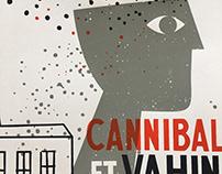 GIGPOSTER • Cannibales & Vahinés