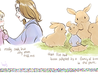 Small Autobiographical Comics