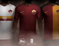 AS Roma | Anniversary Concept | Nike
