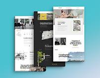 Good life. Diseño web
