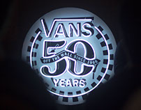 Vans off the wall 50 años
