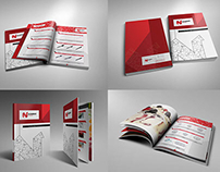 Catalog Design - Al-nawar