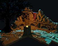 Game Environment - Study Project