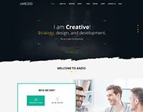 Amezio! Homepage