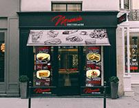 Mcansie street food and bar