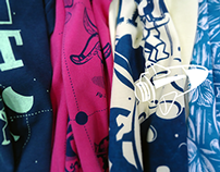 T-shirt Design. Astro
