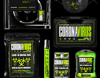 Corona Virus: Covid-19 Survival Pack — byDBDS®