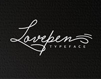 Lovepen Typeface