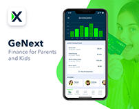 Genext - Finance for Parents and Kids
