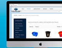 LogisLimp | Diseño Web