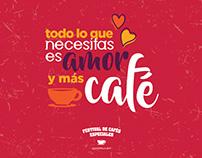 Festival de Cafés Especiales • Special Coffees Festival