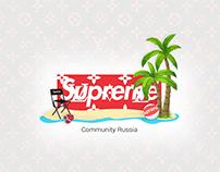 Supreme community Russia. tittle image