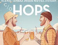 c/o HOPS Cover