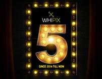 whipix 5 years