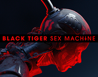 Black Tiger Sex Machine | Tour Visuals 2019
