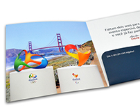 Endomarketing Rio 2016 Olympic and Paralympic games