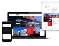 DAAS / Strona WWW