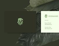 Branding Ecohawks