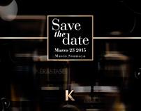 Kérastase - Invitaciones a eventos