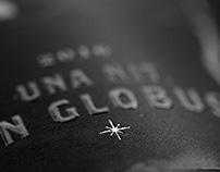 Una Nit en Globus - Wine Label