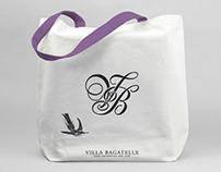 VILLA BAGATELLE Identity Design
