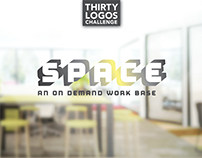 Thirty Logos - Day 1 - Space