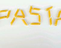 Italian spaghetti food