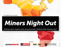 Miners Night Out - MinExpo Las Vegas Event