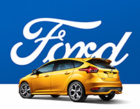 Ford MENA Social Media Revamp