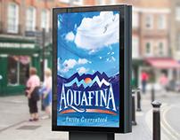 Aquafina Ad
