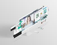 Web Marketing / Website Demo Design
