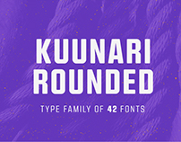 Kuunari Rounded Type Family