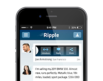 Ripple iPhone App