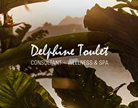 Delphine Toulet | Brand Identity