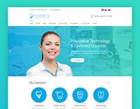 Kvalident Dental - Landing Page
