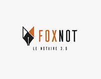 FoxNot, le notaire 3.0