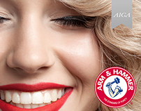 ARM & HAMMER - Website