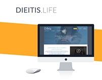 Dietis.life news web pages