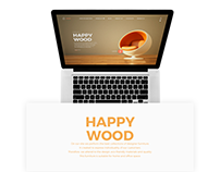 Online store interior goods «HAPPY WOOD»