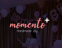 Momento | Brand Identity