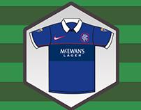Hexagon Series • Rangers FC