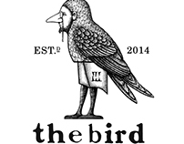 The Third Bird Logos Illustrated by Steven Noble