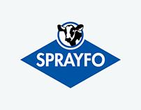 Sprayfo Identity