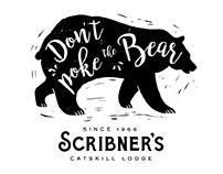 Scribner's Catskill Lodge Merchandise