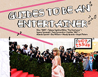 "Hot Issue ""Guides To Be an Entertainer"""