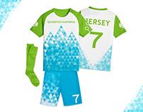 Quidditch Slovenia Team Jersey