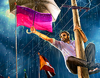 Annanukku Jey Tamil movie posterdesigns