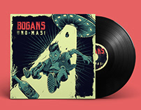 Cover Artwork for Bogans - Uno Mas EP