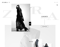 Zara Futuristic Concept Ghost' 2017