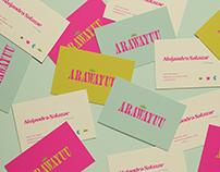 Arawayuu Brand Identity and Social Media Templates